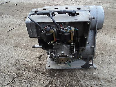 ski doo /rotax343 twin , rebuilt by engine rebuilder ,new pistons.010 over,seals