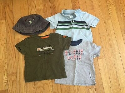 Lot of Boys Summer Clothes Size 12-18 Months