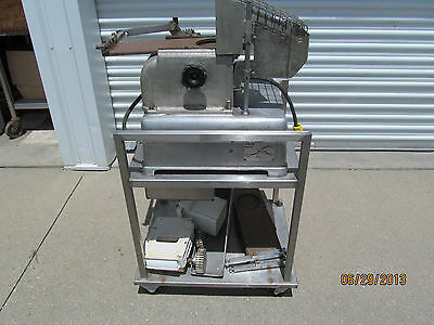 Hollymatic Super 54 Patty Maker Forming Portioning Machine