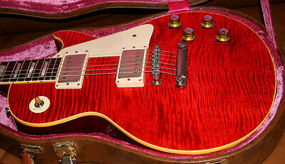 ColorTone Guitar Stain - CHERRY RED