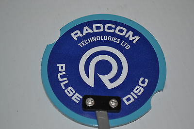 NEW Radcom Technologies HMW PD10 Pulse Disc Sensor