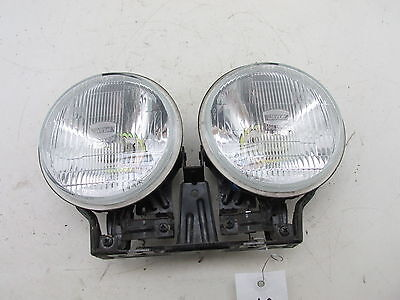 2004 Yamaha Zuma 50 Yw50 Front Head Light Lamp Headlight