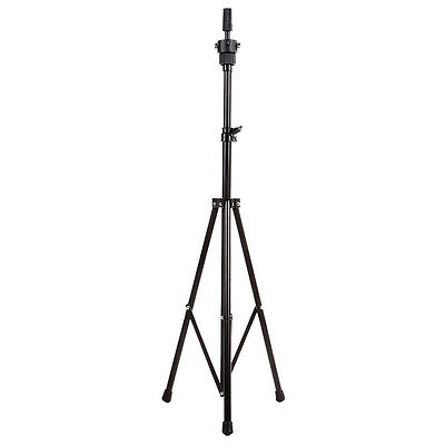 Adjustable Wig Head Stand Tripod Holder Mannequin Tripod for Hairdressing K1Y8