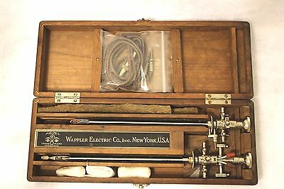 Vintage Brown-Bueger Cystoscope - Good Optics - Comes in a Walnut Box - LQQK!!!