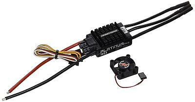 Hobbywing Platinum V3 100A Brushless ESC Speed Control for Planes & Helis
