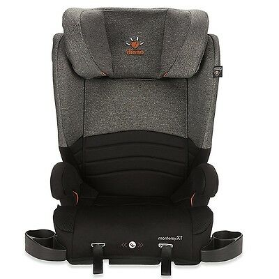 Diono Monterey XT High Back Booster Seat, Heather - 10800