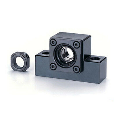 one set of EK12 Balls crew End Supports ballscrew End Support bearings CNC Parts