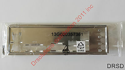 IO Shield 13G020357361 for ASUS P5G41-M LE