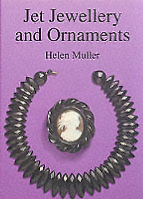 Jet Jewellery and Ornaments (Shire Album), Good Condition Book, Muller, Helen, I