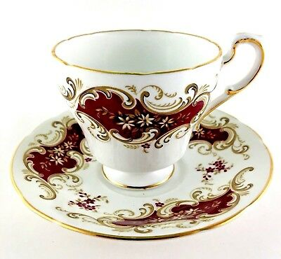 Paragon Teacup And Saucer By Appointment Only Majestic Fine Bone China England
