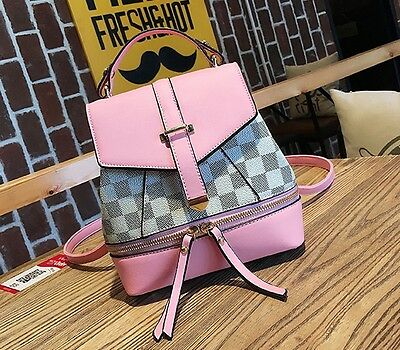 Fashion Women Handbag Shoulder Tote Purse Leather Messenger bag Satchel Clutch