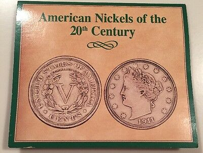 AMERICAN NICKELS OF THE 20TH CENTURY Liberty, Buffalo, Jefferson, & War Time