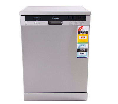 NEW Westinghouse WSF6606X 60cm Freestanding Stainless Steel Dishwasher
