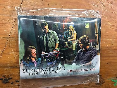 Supernatural seasons 1-3 Surprise Pack of 10 collectors Cards.