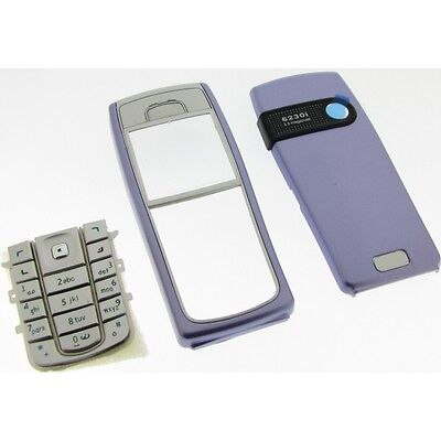 NOKIA 6230i 6230 Replacement COVER FACIA HOUSING Lilac BRAND NEW
