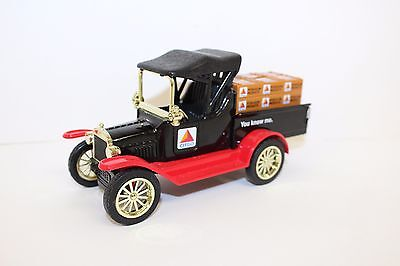 Vintage Collectible CITGO 1920 FORD Delivery Diecast Die Cast Model Bank Gearbox