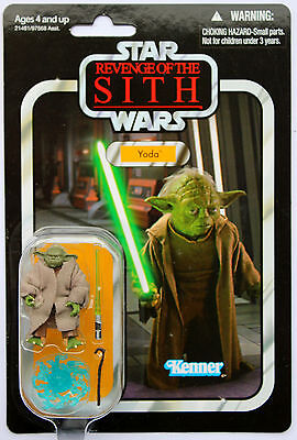 Star Wars The Vintage Collection Vc20 Yoda Hasbro