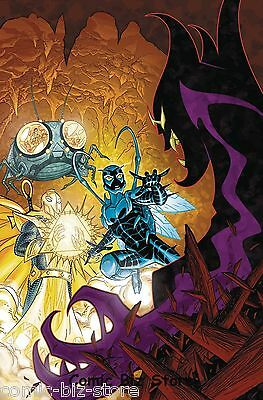 Blue Beetle #7 (2017) 1St Printing Bagged & Boarded Dc Universe Rebirth