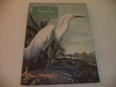 1st Edition 1993 John James Audubon Watercolors For The Birds Of America
