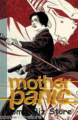 Mother Panic #5 (2017) 1St Printing Dc Young Animal Variant Cover