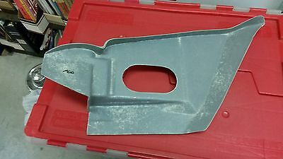 63 67 corvette drivers rear inner bulkhead new