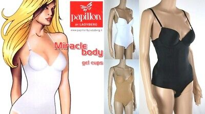 fd4d50535 BODY INTIMO DONNA Push Up PAPILLON