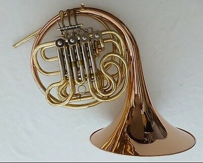 F/Bb Full Double French Horn, Brand New. Aquae Sulis