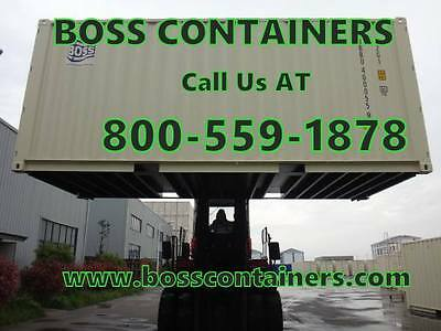 20' CW Cargo Container Storage CONTAINERS for Sale At Baltimore Maryland Area