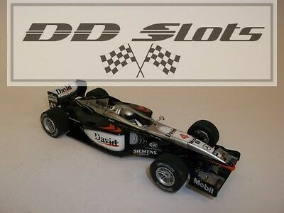 DD Slots Scalextric McLaren MP4-16 David C2263 - Used - 18645