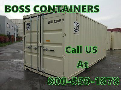 40' STD CW Cargo CONTAINER Storage CONTAINERS for Sale At Savannah Georgia Area