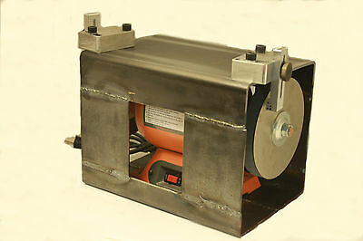 TIG Tungsten Electrode Sharpener Grinder w/ Two Grit Diamond Wheels FreeSHIPPING