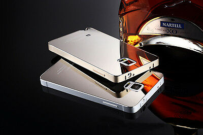 For Samsung Galaxy Luxury Rugged Armor Metal Aluminum Shockproof Case Cover