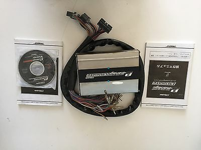 Greddy Ultimate Emanagement Ecu With Universal Harness