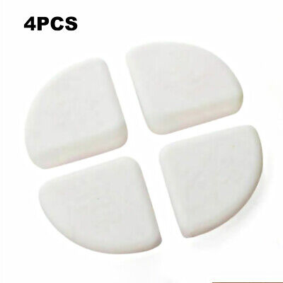 4X Table Corner Protectors Baby Child Silicone Safety Desk Edge Cover Cushion