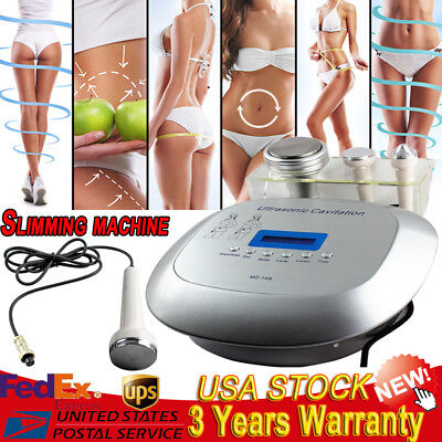 2 in1 Ultrasonic Cavitation Slimming Lipo Slim Body Cellulite Removal Machine