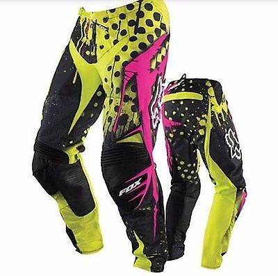 FOX 360 MOTOCROSS PANTS #38 NEW Off road Motorcross Dirt bike MX