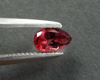 Bixbit 0,31 ct  stoplight red  Bixbite  red Beryl Utah   koxgems