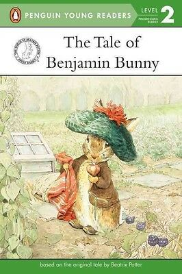 The Tale of Benjamin Bunny by Beatrix Potter Paperback Book (English)