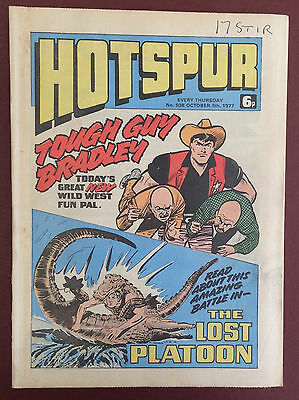 Hotspur (Collectable Comic) - No 938 October 8th 1977 - D C Thompson & Co Ltd