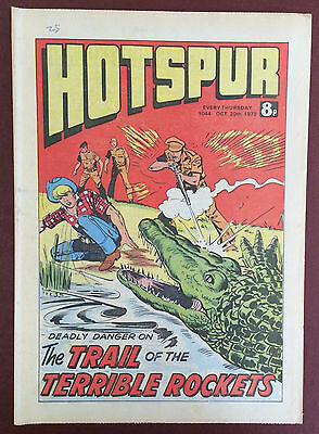 Hotspur (Collectable Comic) - No 1044 October 20th 1979 - D C Thompson & Co Ltd