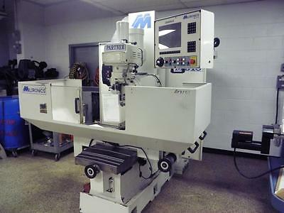MILLTRONICS CNC Vertical Bed Mill Model MB18 3-Axis Milling Machine