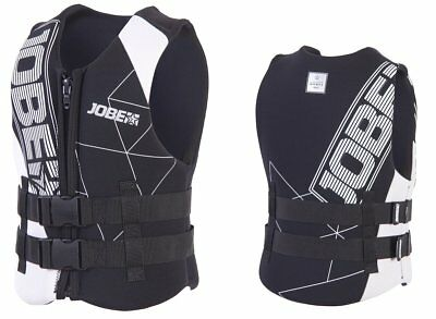 JOBE Progress Neo Vest Kinder Schwimmweste Neoprenweste black