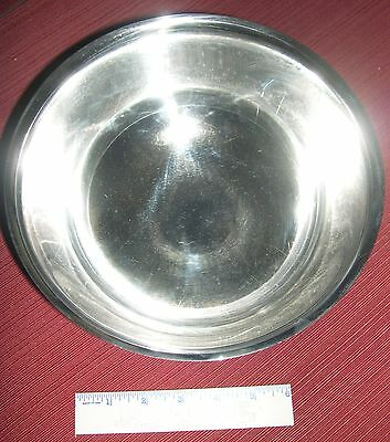 Vintage Wm Rogers Silver Plated Paul Revere Reproduction Bowl