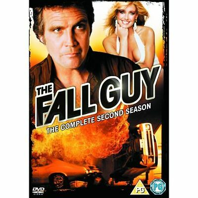 The Fall Guy - Complete Season 2 (Series Two) Box Set - DVD - NEW & SEALED
