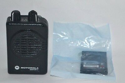 Motorola Minitor V  Low Band (33-37MHz)  2 chl SV pager  , A01KMS9239BC