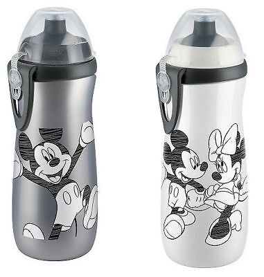 Nuk Non Spill Baby Sports Cup Kid Child Mickey and Minnie Mouse 450 ml Sippy