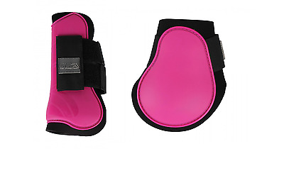 Tendon and Fetlock Boots in 11 Amazing colours Size Full to Cob Pony Small Pony
