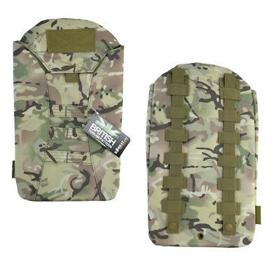BTP Molle Modular Hydration Pouch Airsoft Army Webbing MTP Multicam Compatible