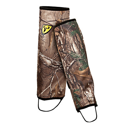 Scentblocker Snake Proof Gaiters , Realtree Xtra, Regular