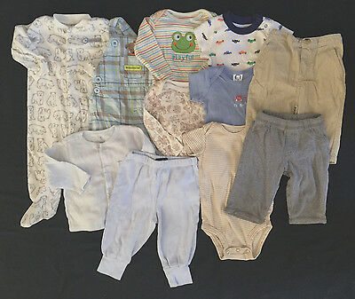 Baby Boy 3-6 Months Mixed Clothes Lot!!!
